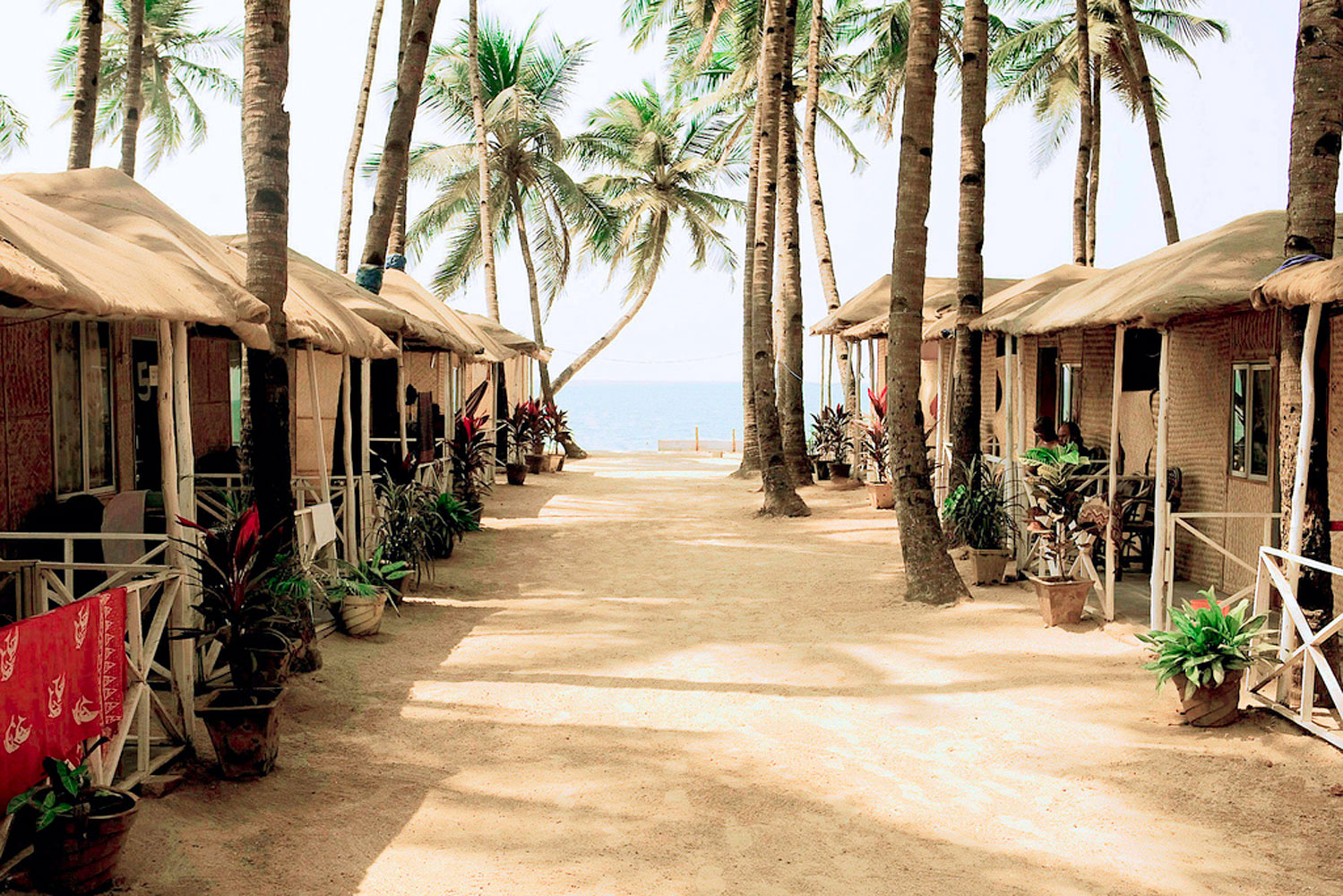 Beach Hut Restaurant